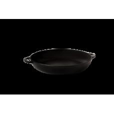 Сковорода порционная с литыми ручками в матовом покрытии